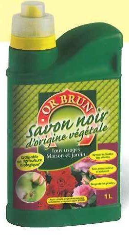 Savon noir d 39 origine vegetale - Savon noir pucerons dosage ...
